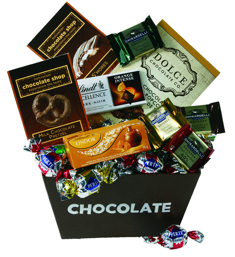 Chocolate moments with images ghirardelli chocolate