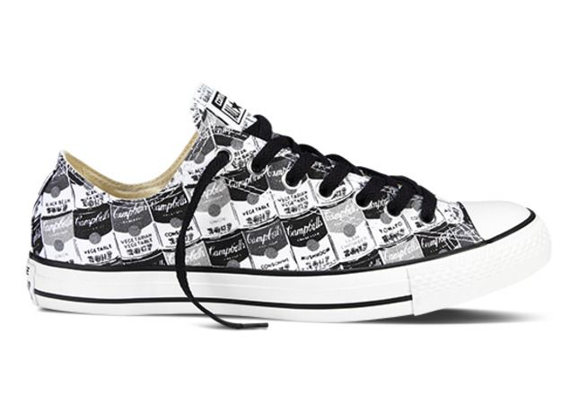 f1a82591db9a Converse All Star Brings Iconic Andy Warhol Artwork to Apparel for Spring  2015 Collection