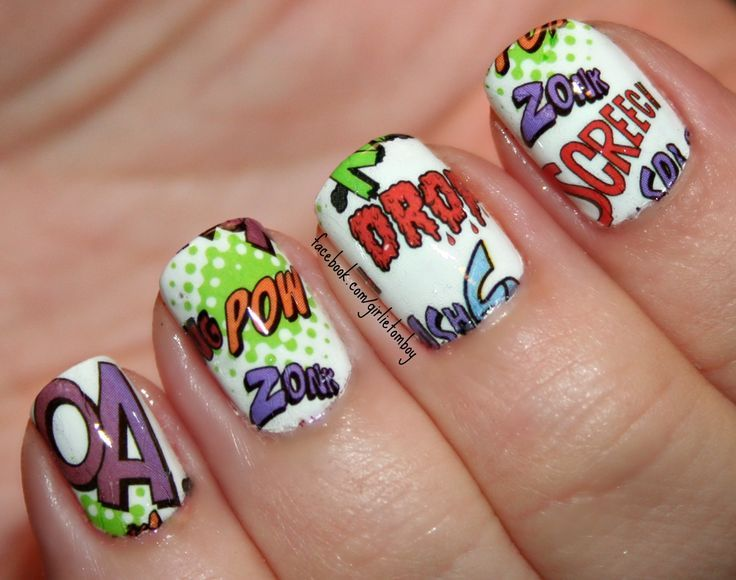 So Cool Geek Out Pinterest Nail Stickers