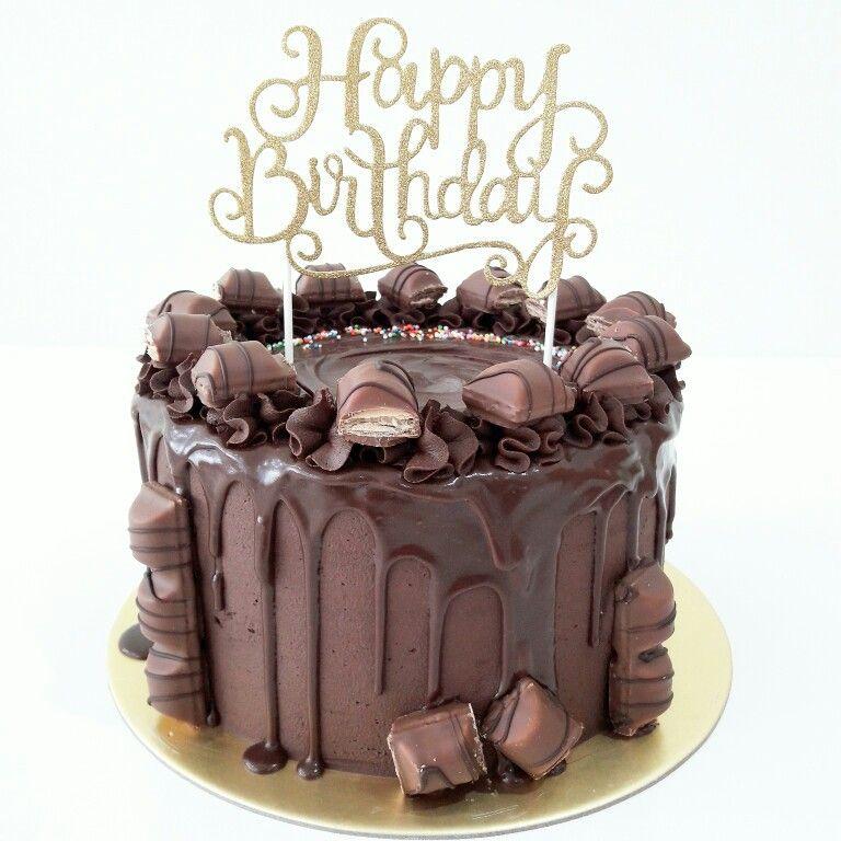 Bueno Drippy Cake