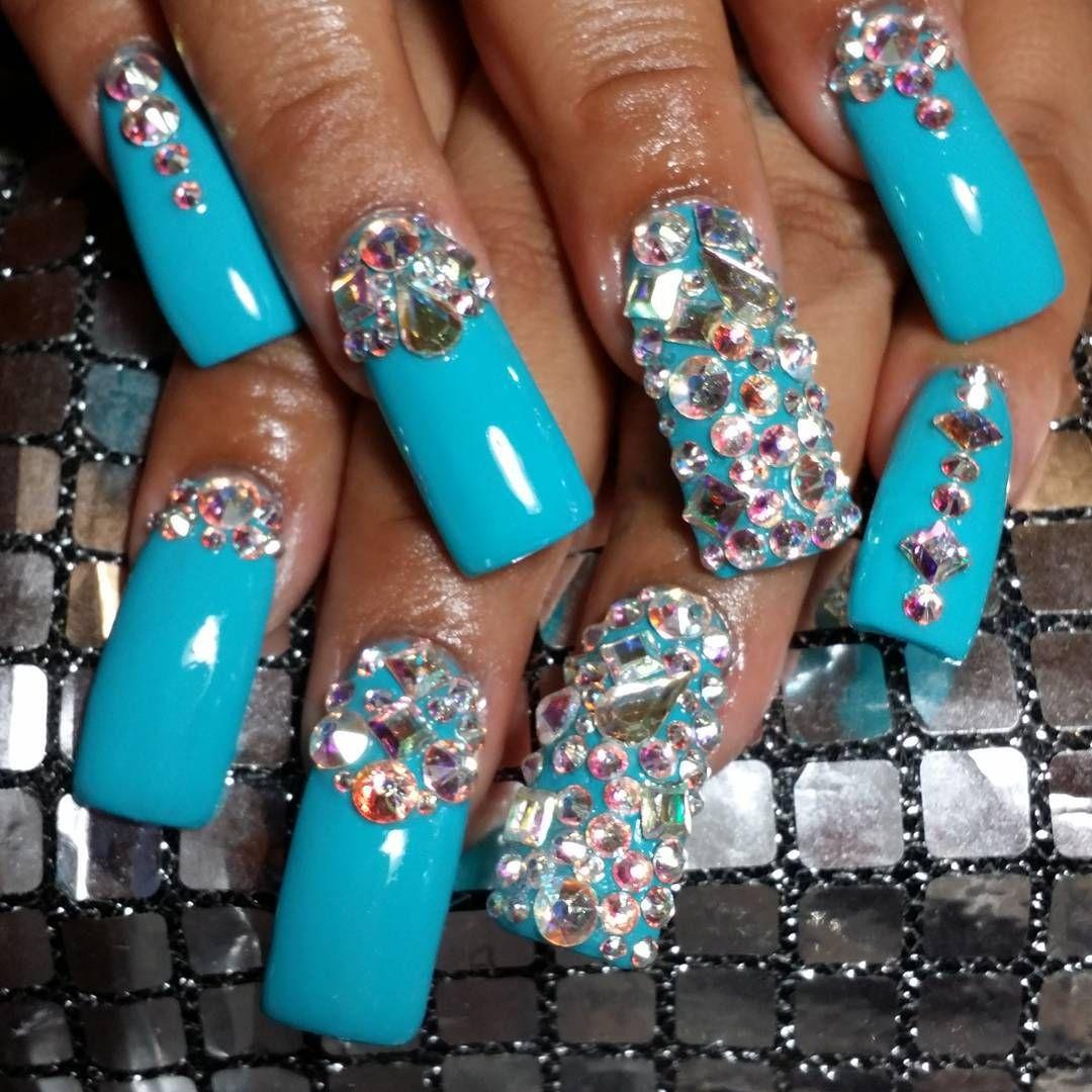 Fantasynails On Instagram Swarovski Swaroskinails Estilosinaloa Sinaloa Plebita Sanbernardino Rialto Fontana River Glamour Nails Duck Nails Crystal Nails