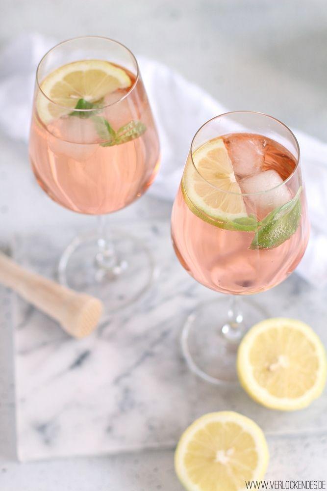 Ramazotti Rosato Mio Rezept #alcoholicpartydrinks