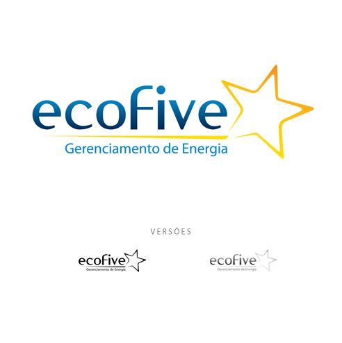 Logo da empresa Ecofive.