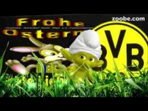 Bvb Frohe Weihnachten.Frohe Ostern Allen Bvb Fans Borussia Dortmund