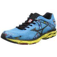 62b5e8b652f57 Mizuno Women's Wave Inspire 10 Running Shoe,Blue,8.5 B US $114.99 ...