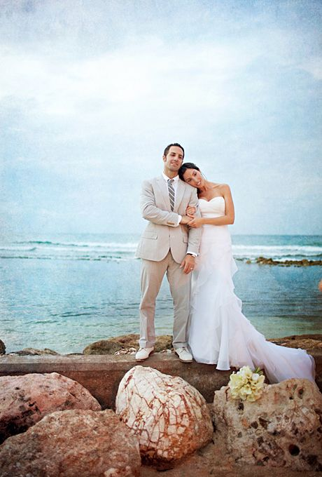 A Destination Beach Wedding In Montego Bay Jamaica