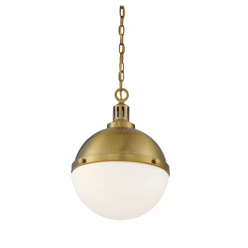 Landrum 2 Light Single Globe Pendant Reviews Joss Main Globe Pendant Globe Lights Light