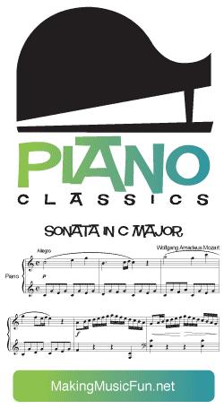 Print and Download 'Piano Sonata in C Major, K  545 - I