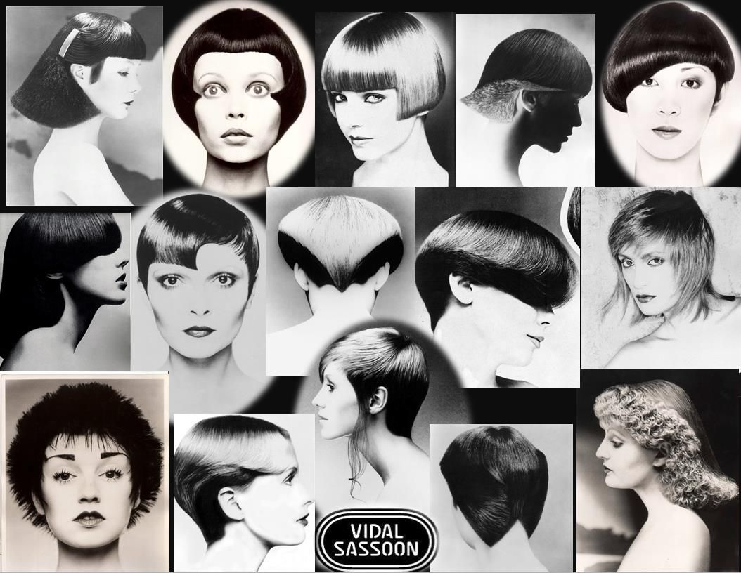 Coiffure 1960 A Tribute To Vidal Sassoon Cool Cuts Coiffure