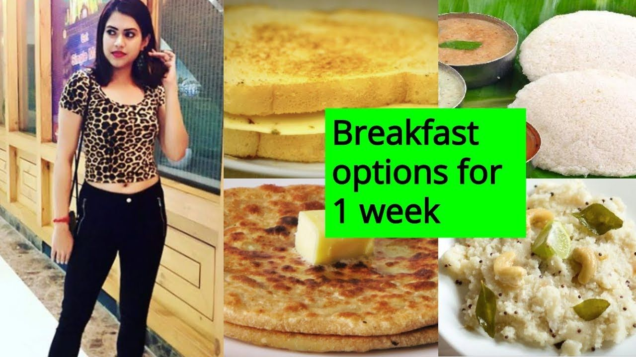 Healthy indian breakfast recipes to lose weight