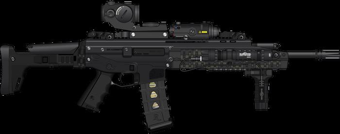 Pin On Handgun