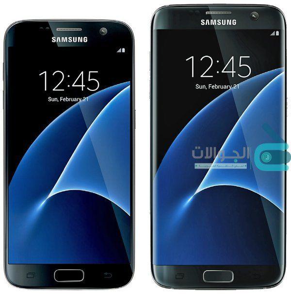 نزول سامسونج جلاكسي أس 7 و أس 7 أيدج فى 11 مارس Samsung Galaxy Samsung Galaxy S7 Edge Samsung