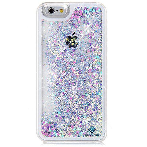 Iphone 6s Plus Case Iphone 6 Plus Case Liujie Liquid Ap Glitter Iphone 6 Case Liquid Glitter Phone Case Glitter Case