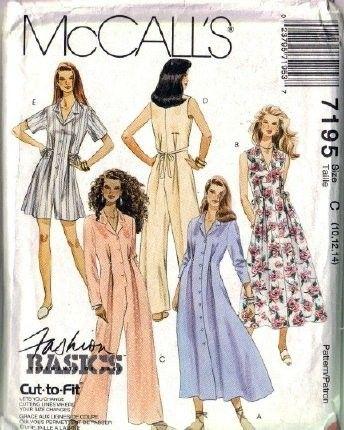 mccalls_7195_misses_jumpsuit_romper_dress_sewing_pattern_sz_10_12_14_2d4549c4.jpg (344×430)