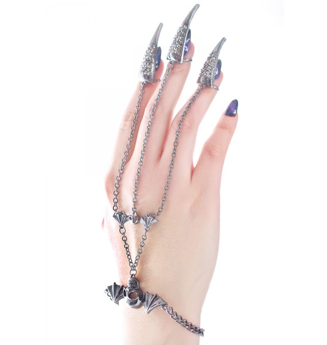 Killa Claws Bracelet | Wraparound, Lobster clasp and Streetwear clothing