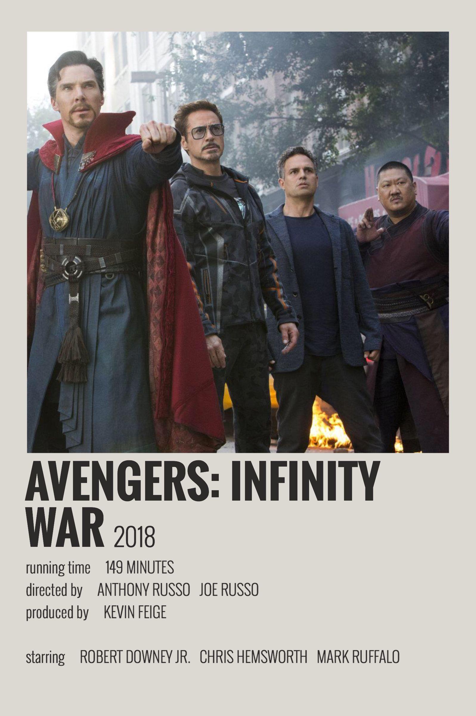 Avengers Infinity War By Maja Avengers Poster Minimal Movie Posters Film Posters Minimalist