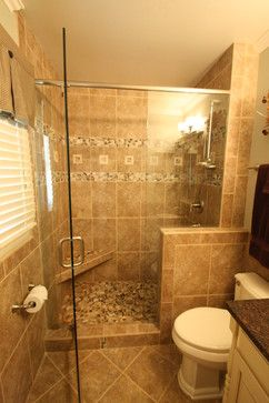 Stand Up Shower Design Ideas Pictures Remodel And Decor Bathroom Design Small Diy Bathroom Remodel Bathrooms Remodel