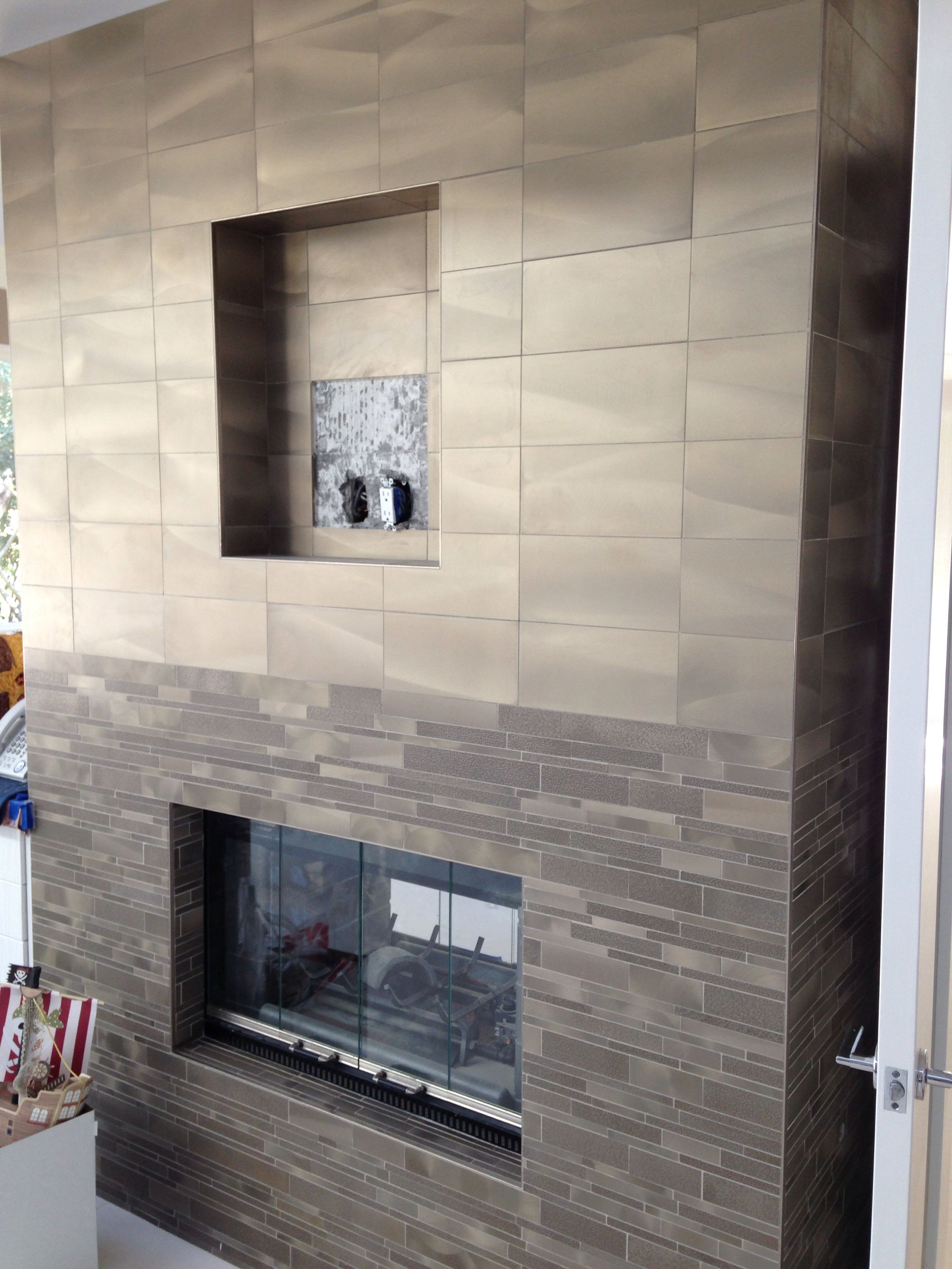 Metaluxe Porcelain Tile Www Imptile Com With Images Interior
