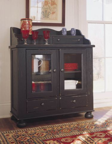 Attic Heirlooms Dining Chest Broyhill Attic Heirlooms