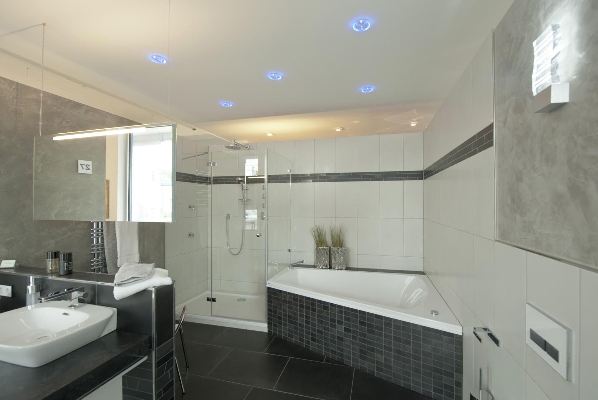 Mobel Und Dekoration Led Beleuchtung Im Badezimmer Mit Licht Bad ...