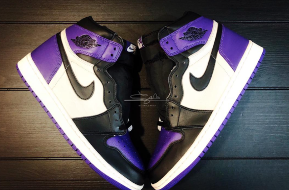 air jordan 1 retro high og court purple release date