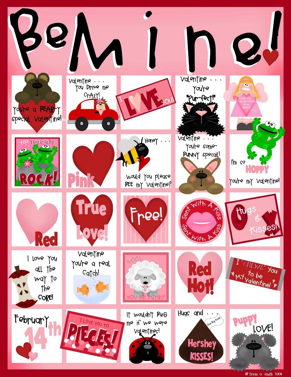 Prepared not scared valentineus day games valentineus