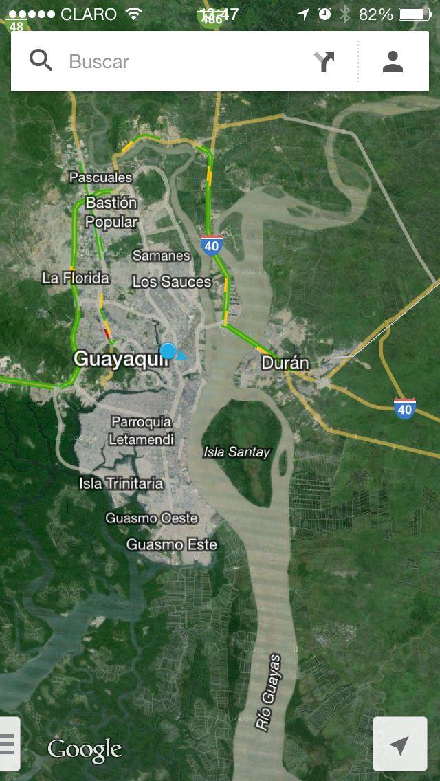Vista mapa