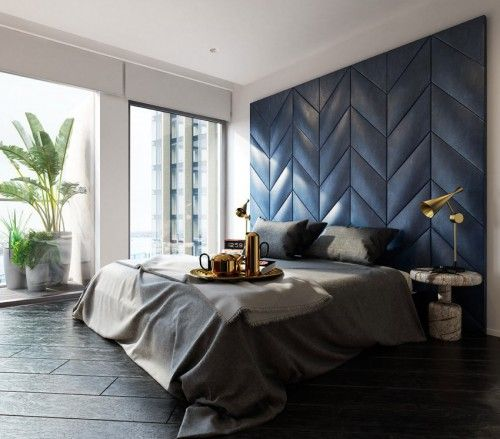 Luxe slaapkamer door Tom Dixon Slaapkamer ideeën - slaapkamer ...