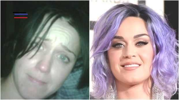 Photo of # top5 #topfive #celebrity #makeup #Celebrities #Without