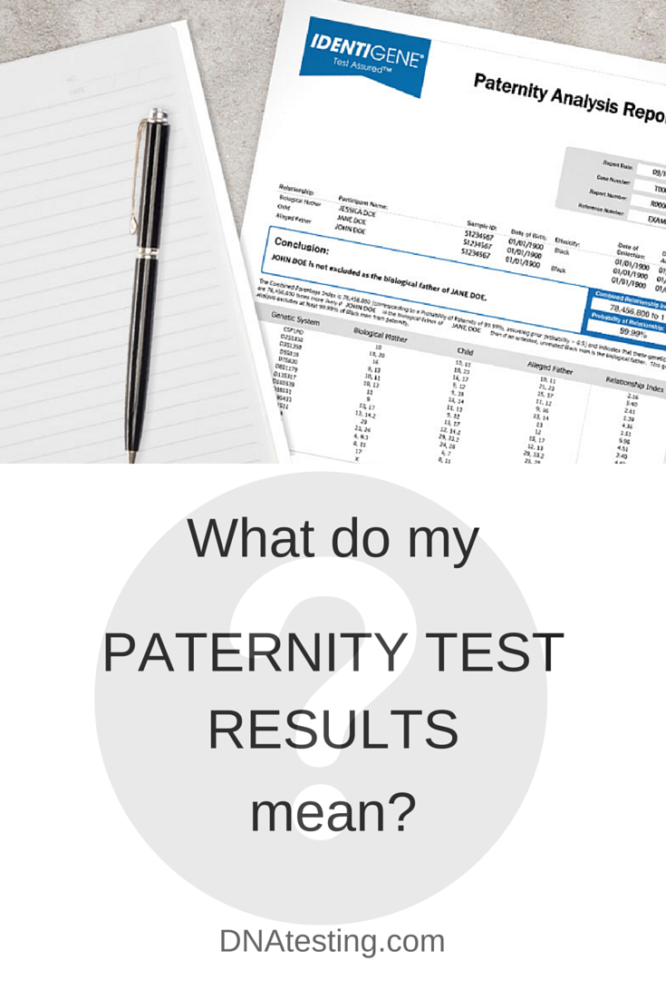 bb5c29586a76197e05394549e4af3d29 - How Long Does It Take To Get Paternity Results Back