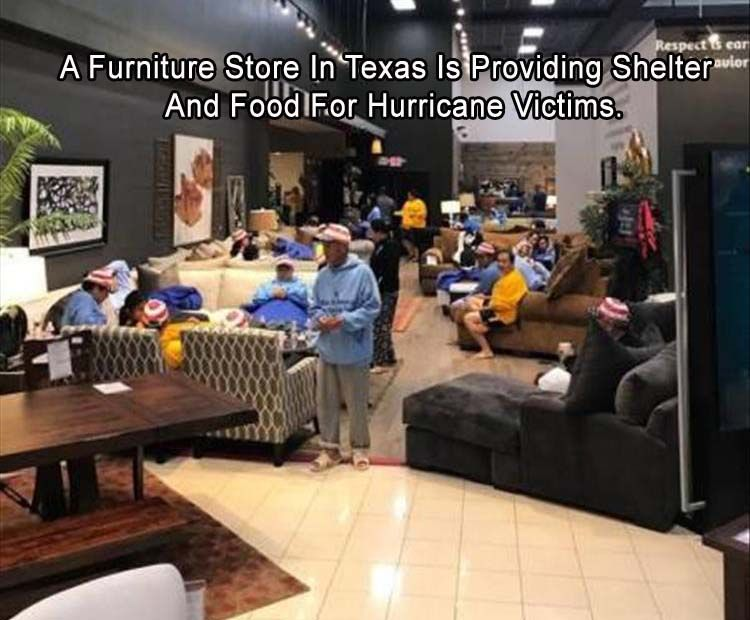 Gallery Furniture Northside 45 Mattress Mac Is A True Hero To The Community For This He Always Gives Back And Looks Out Houston Area