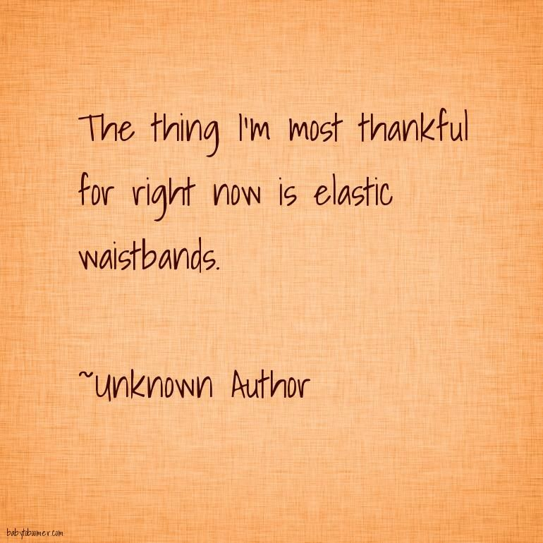Original Funny Thanksgiving Quotes And Sayings