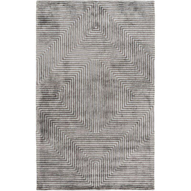 Wade Logan Nasir Geometric Hand Tufted Taupe Beige Area Rug Reviews Wayfair Grey Area Rug Area Throw Rugs Area Rugs