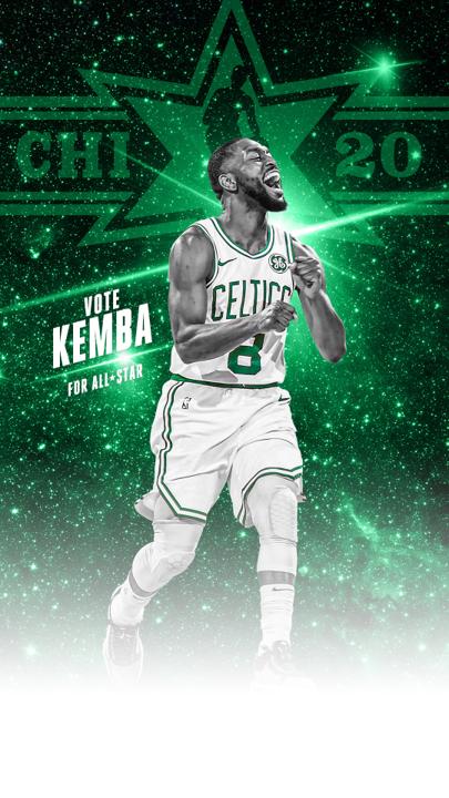 Kemba Walker Wallpaper Boston Celtics Boston Sports Nba Players
