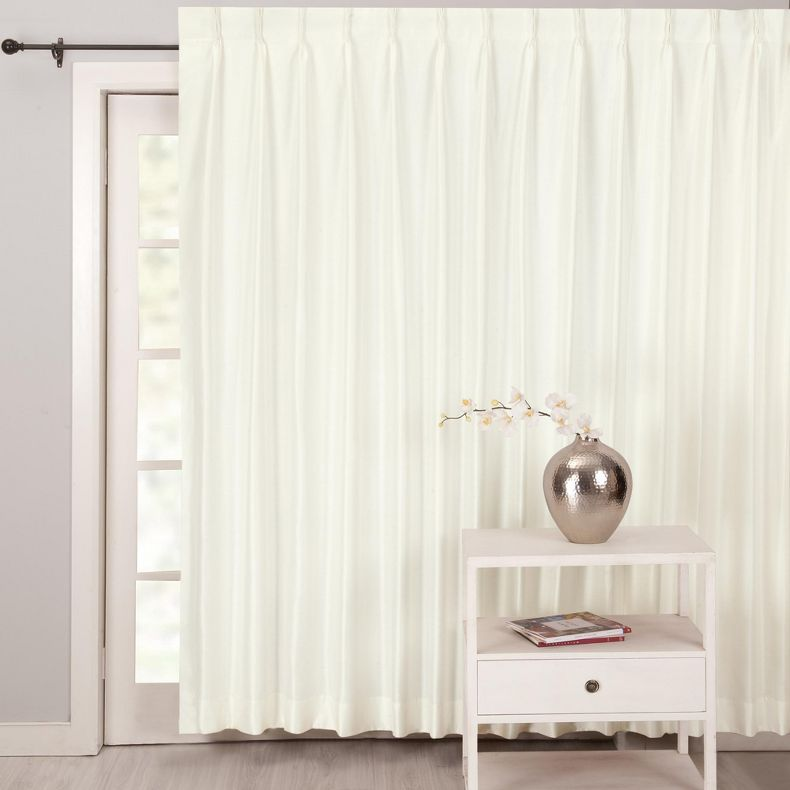 Superb Jcpenney   Supreme Palace Antique Satin Pinch Pleat Lined Patio Panel    Jcpenney. Curtains ...