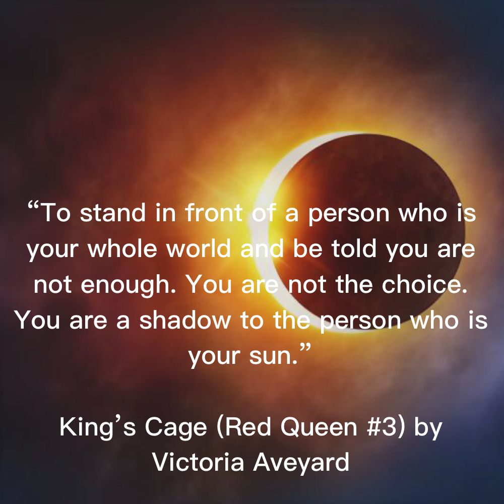 King S Cage Victoria Aveyard Red Queen Quotes Red Queen Red Queen Victoria Aveyard