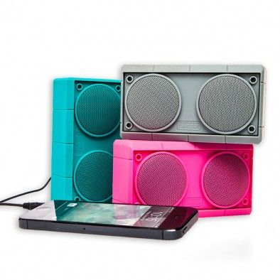 rugged portable speaker