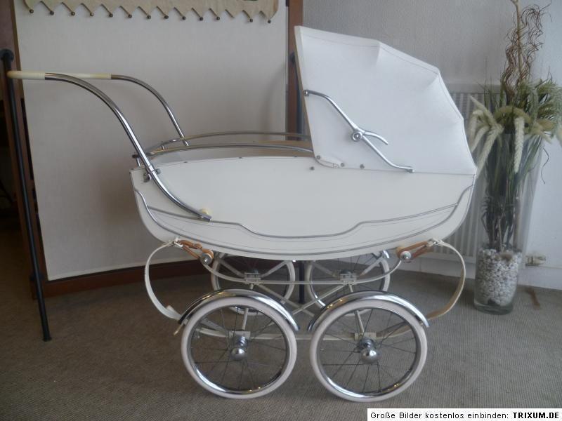 www.mamikreisel.de Rockabilly Oldschool Kinderwagen