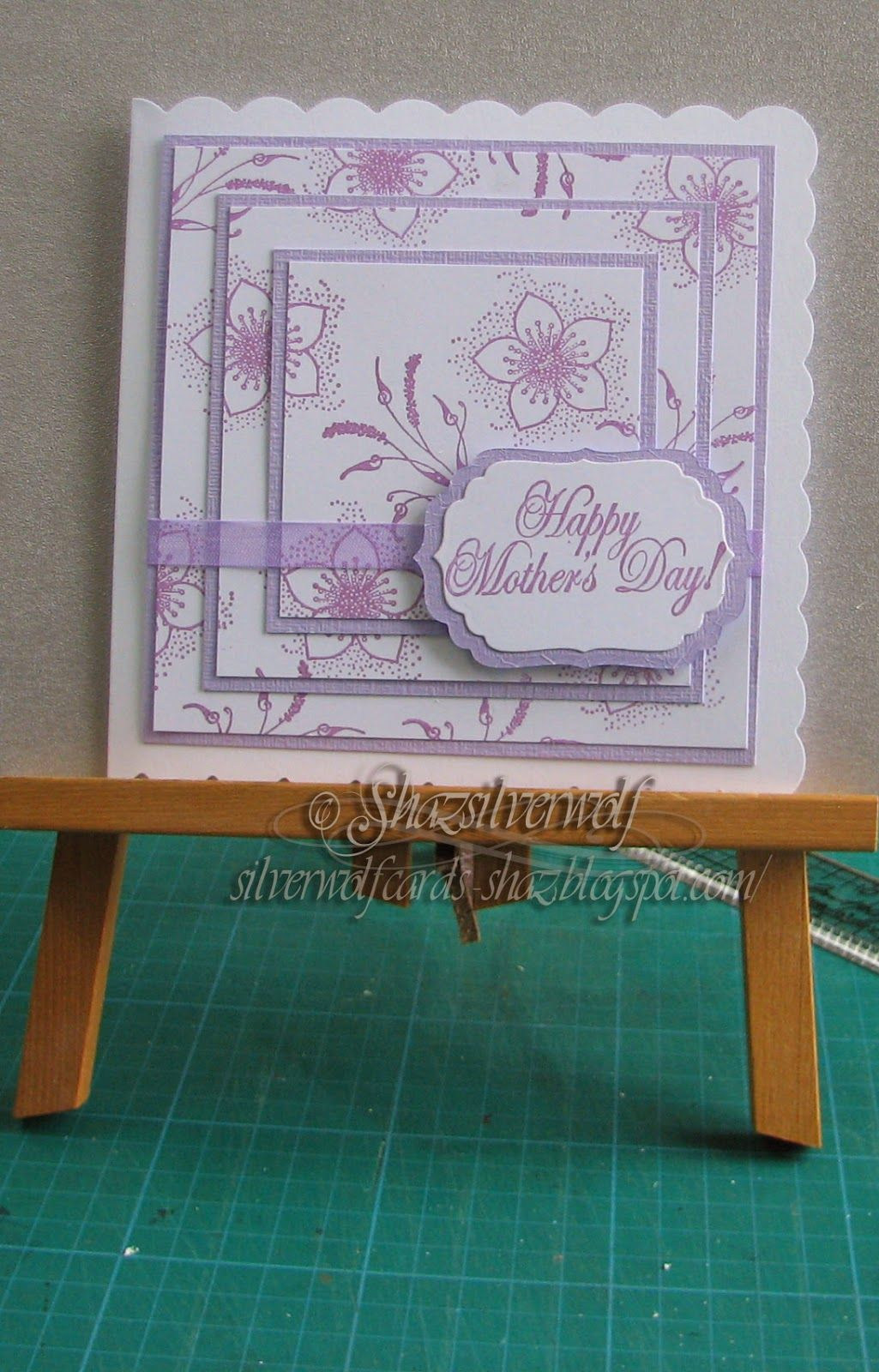 Silverwolf Cards-triple time stamping