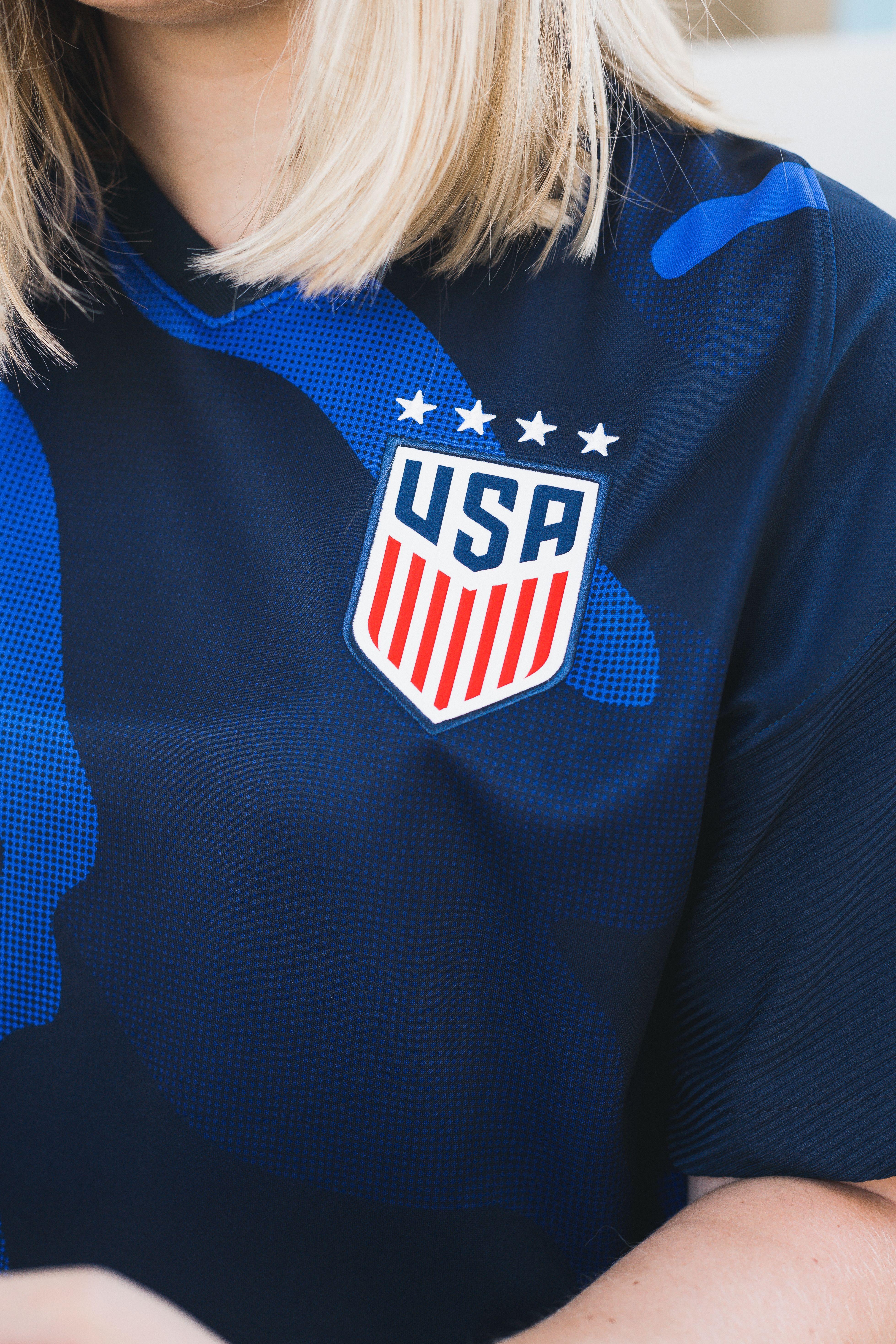 Nike Uswnt Away Jersey 2020 In 2020 Usa Soccer Jersey Soccer Jersey Usa Soccer