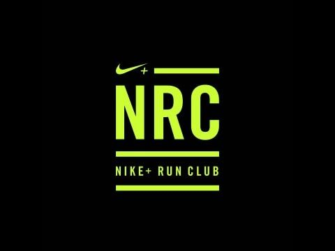 green nike runners club