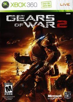 Gears Of War 2 Gears Of War Gears Of War 2 Xbox 360 Games