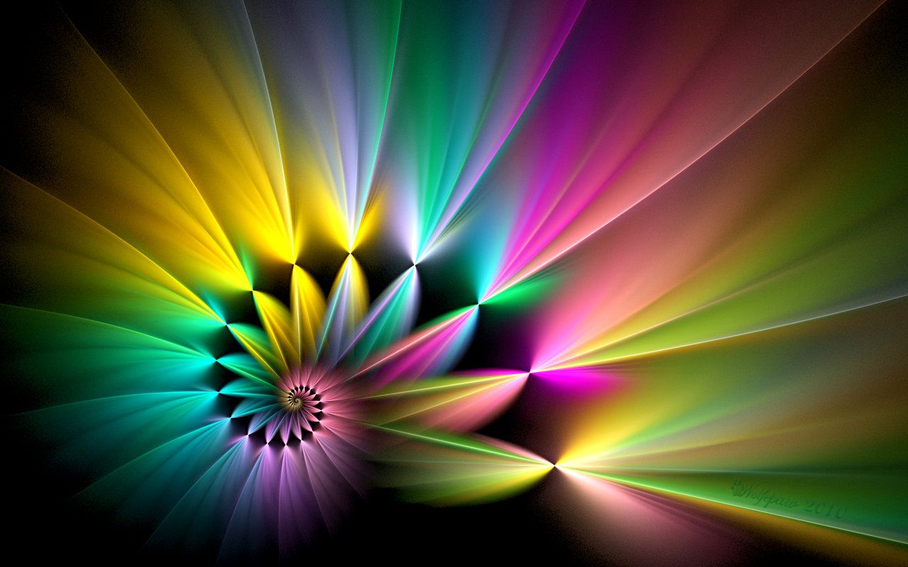 Pinwheel Spiral Wolfepaw Fractals & Digital Art