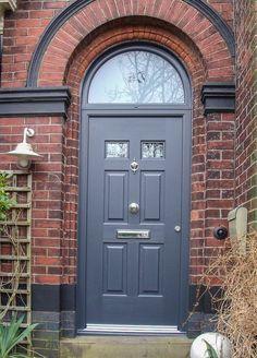 Exterior Window Trim Brick exterior of house on pinterest | brick, red brick houses and grey