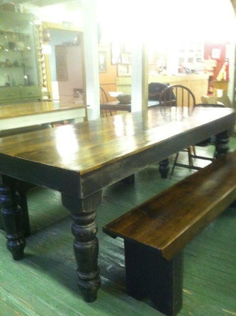 Farm Tables Nashville Tennessee, Amish Furniture Tennessee