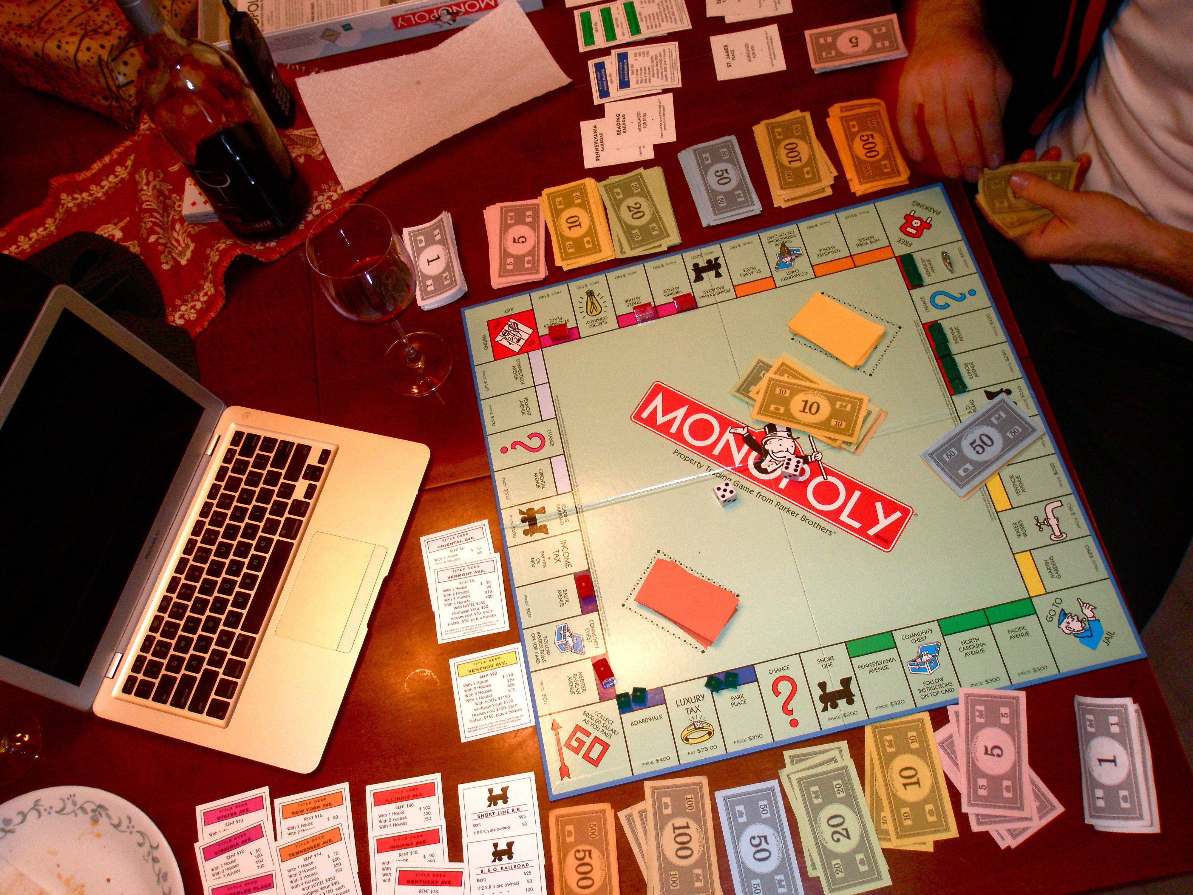 Monopoly. | M♥n♥p♥ly | Pinterest | Monopoly