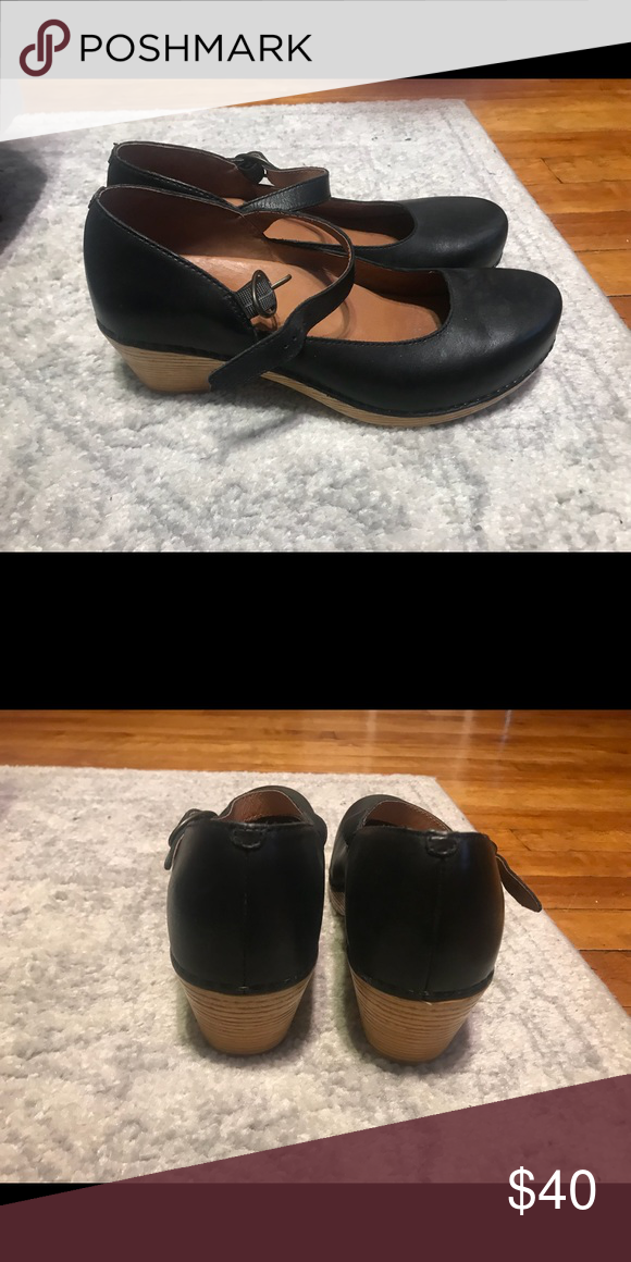177cb79a8b Dansko Missy Pumps Only worn a handful of times!! Dansko Shoes Mules   Clogs
