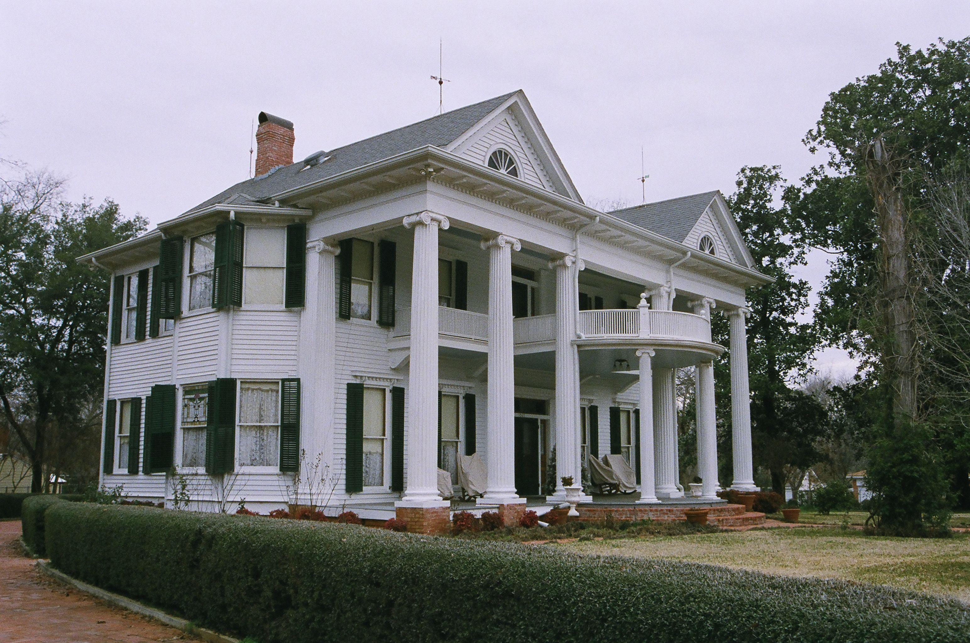 historic homes of galviston texas