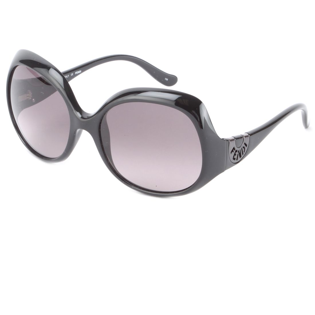 Fendi S 5143 Sunglasses-Black - My collection from top #designers