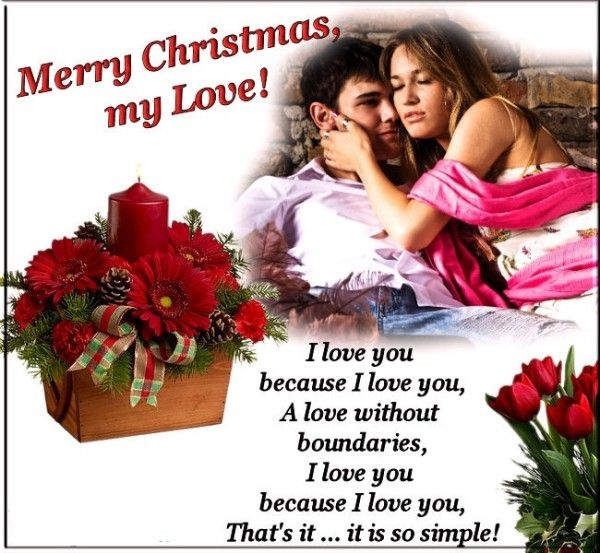 Merry Christmas My Love Love Love Quotes Christmas Merry Christmas Christmas  Pictures Happy Holidays Christmas Quotes